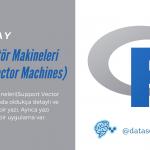 Destek Vektör Makineleri(Support Vector Machines) konusunda oldukça detaylı ve örneklerle anlatan bir yazı. Ayrıca yazı içerisinde R dili ile bir uygulama var.