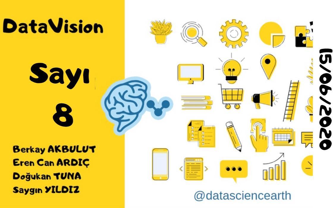 haftalık veri bilimi bülteni ile veri bilimi ekosistemini yakından takip edin