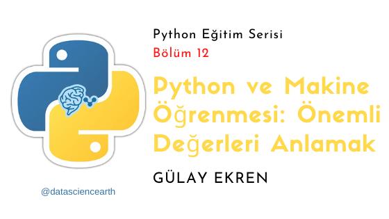 Python ve Makine Öğrenmesi: Önemli Değerleri Anlamak