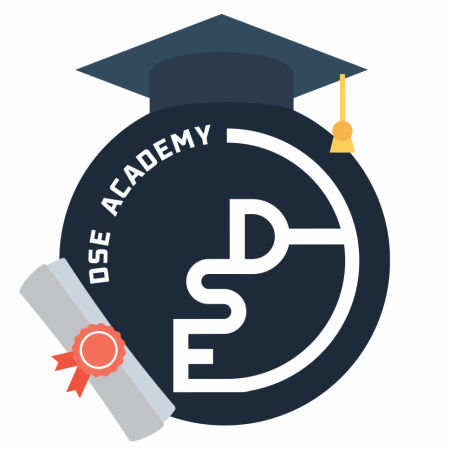 DSEacademy grup logosu